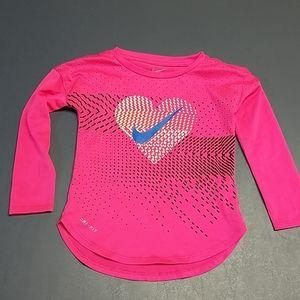 Girls Nike tee, sz 3t